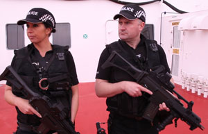 CNC deck patrol